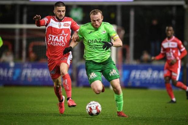Jupiler Pro League - Moeskroen houdt de drie punten thuis tegen KV Oostende