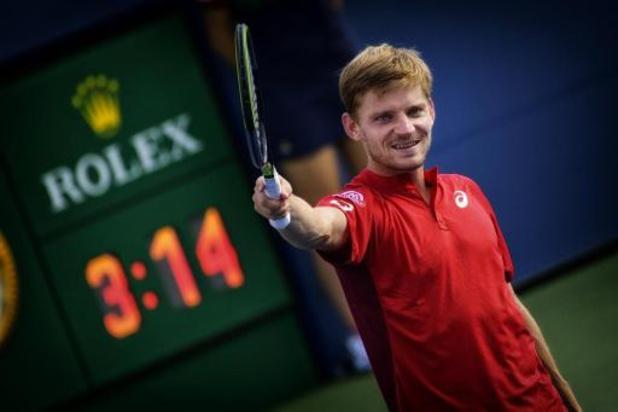 ATP Tokyo - Encore l'Espagnol Carreno Busta pour David Goffin au premier tour