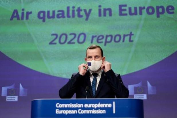 Minder vroegtijdige overlijdens door luchtvervuiling in Europa