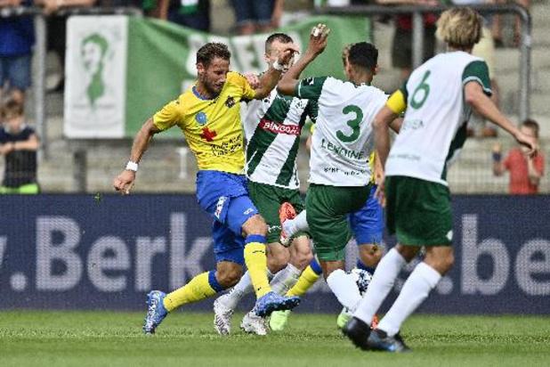 1B Pro League - Waasland-Beveren pakt late zege in Lommel