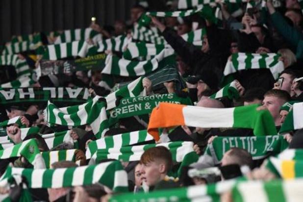 L'Ecosse arrête aussi son championnat de football, le Celtic déclaré champion