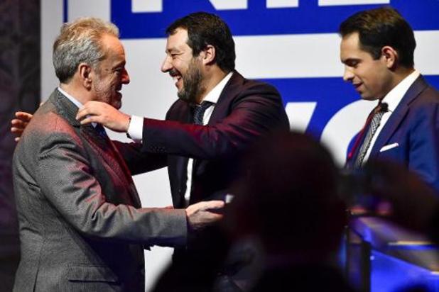 Orban en Salvini bespreken politieke samenwerking met Poolse premier Morawiecki