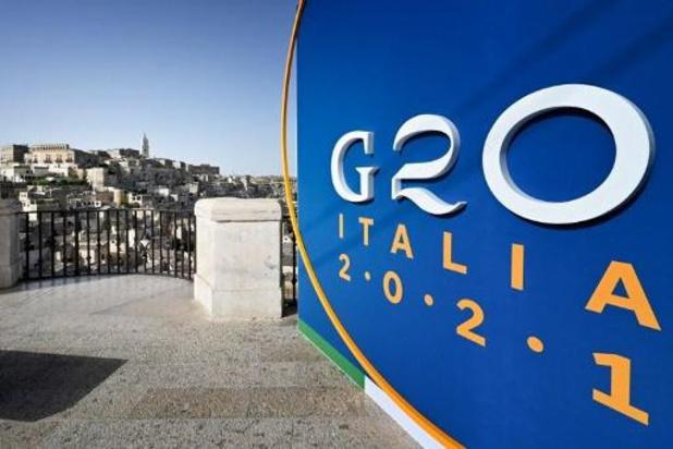 Le G20 commerce planche sur une distribution plus équitable des vaccins