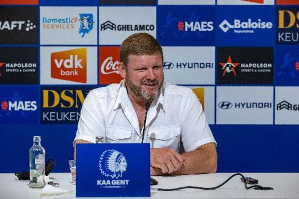 AA Gent wil ver geraken in nieuwe competitie
