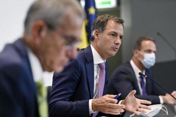 Overlegcomité komt op 17 september opnieuw bijeen: uitbreiding van Covid Safe Ticket?