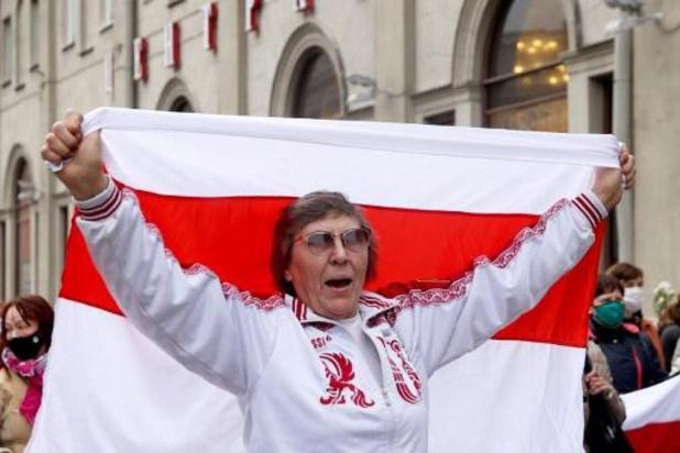 Tientallen arrestaties bij nieuwe protesten Wit-Rusland