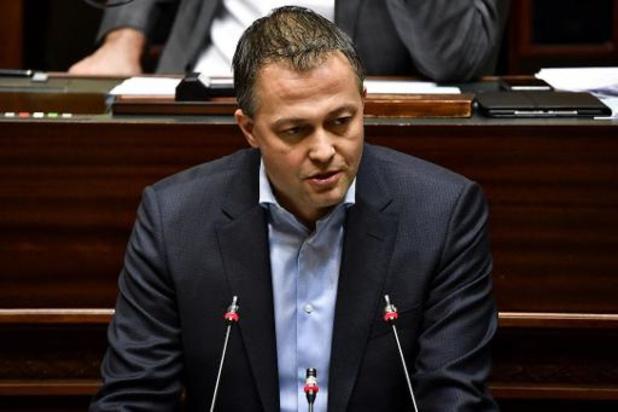 Voorzittersverkiezingen Open Vld stilgelegd door technische fout