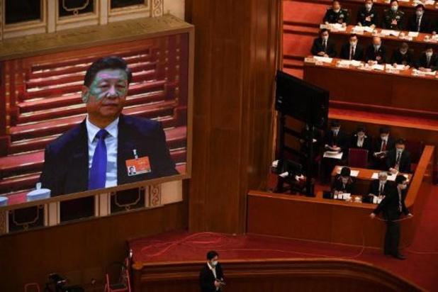 Le président chinois appelle les militaires à être prêts au combat