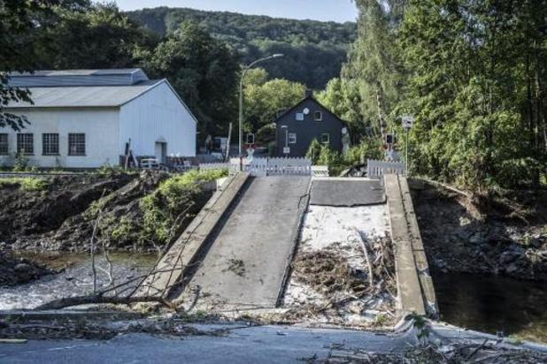 Duitse parlement akkoord met miljardensteun na overstromingen