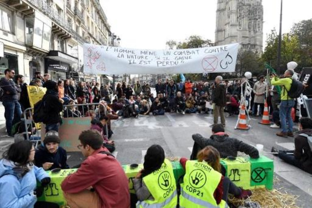 """Extinction Rebellion va lever """"la majorité"""" de son campement parisien"""