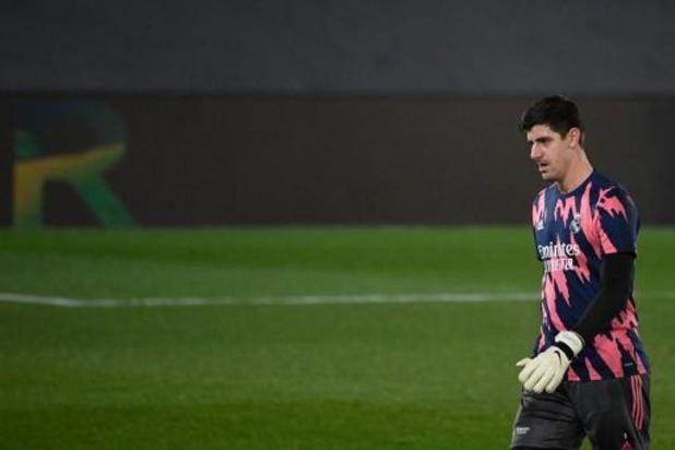 Les Belges à l'étranger - Le Real Madrid a fait la loi face à Getafe