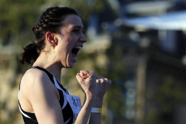Ligue de Diamant: Mariya Lasitskene signe la meilleure performance de l'année à la hauteur à Zurich