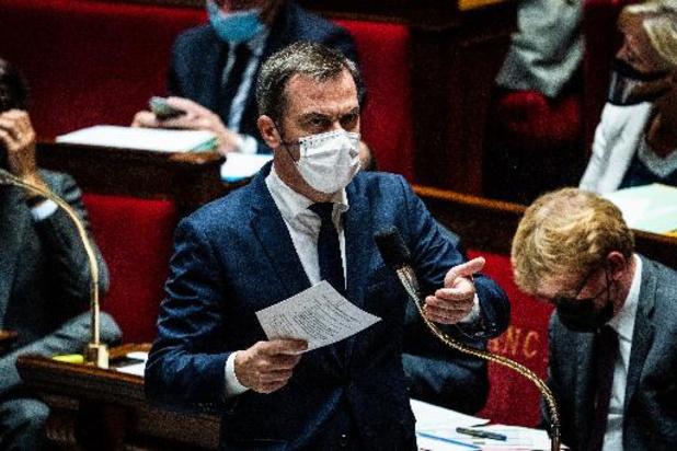"""""""Ongeziene stijging"""" van coronabesmettingen in Frankrijk"""