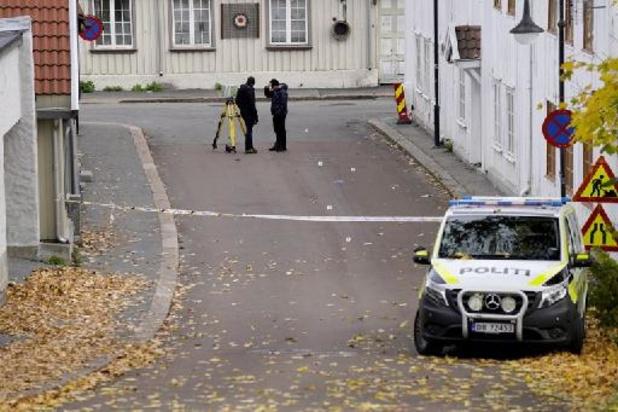 """L'attaque à l'arc en Norvège traitée comme """"un acte terroriste"""""""