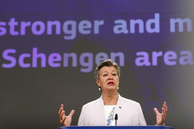 La Commission veut renforcer Schengen et le contrôle des frontières extérieures