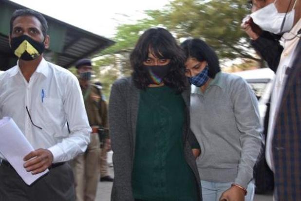 Indiase klimaatactiviste vrijgelaten op borgtocht