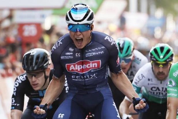 Jasper Philipsen remporte la 105e édition au sprint du Championnat des Flandres