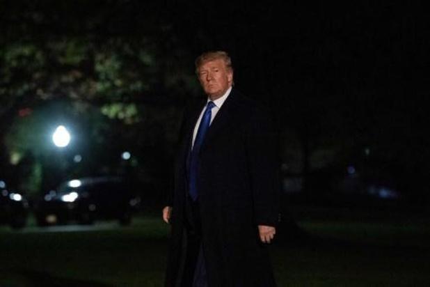 """Trump salue l'Allemagne, l'un des """"plus précieux alliés"""" des Etats-Unis"""