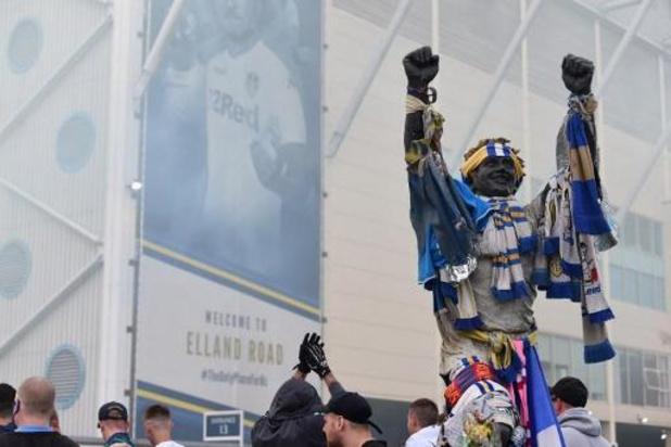 Premier League - Leeds United na zestien jaar afwezigheid weer in Premier League