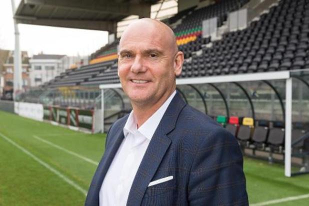 Redding is enige doel voor Dennis van Wijk bij KV Oostende