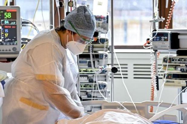 Aantal patiënten op intensieve zorgen op laagste niveau sinds midden oktober