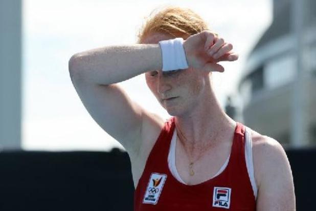 WTA Chicago - Alison Van Uytvanck et Maryna Zanevska éliminées au 1er tour