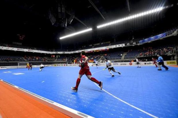 Battus 4-7 par les Pays-Bas, les Indoor Red Lions voient le dernier carré s'éloigner