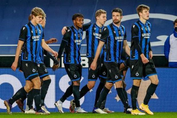 Club Brugge start zonder Dennis, Ricca krijgt de voorkeur boven Deli