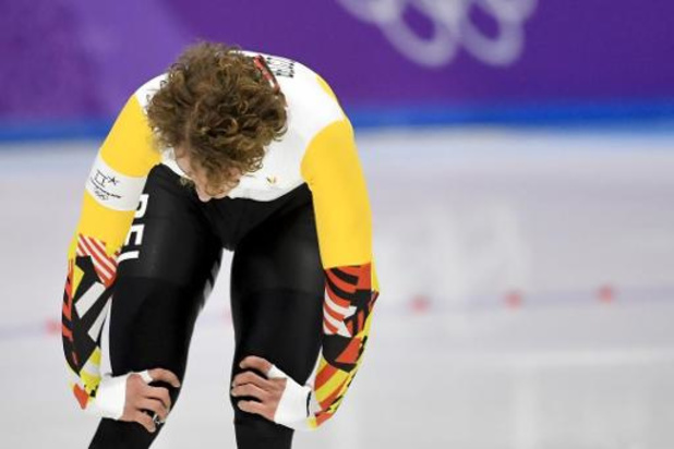WK schaatsen - Belgische records voor sprinters, Mathias Vosté sluit af met zevende plaats op kilometer