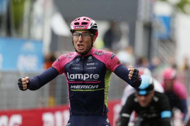 Sacha Modolo vainqueur au Tour du Luxembourg, Marc Hirschi reste leader