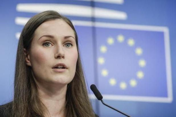 La Première ministre finlandaise n'a pas proposé le passage à la semaine de quatre jours