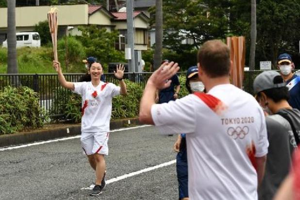 Le parcours de la flamme olympique évitera de passer dans les rues avec public