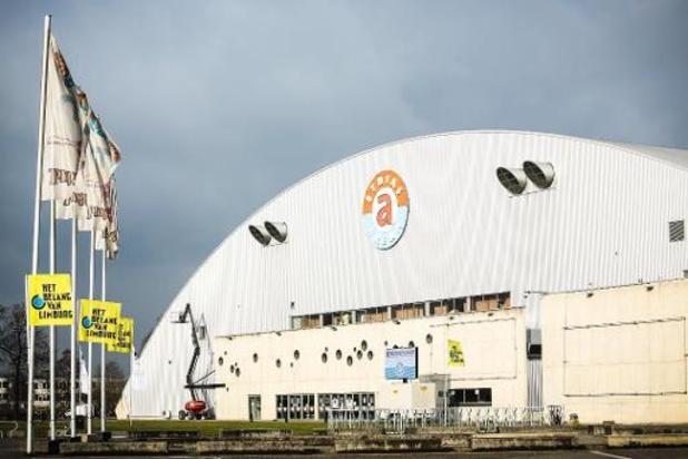 Ethias Arena in Hasselt ondergaat naamsverandering naar TRIXXO Arena