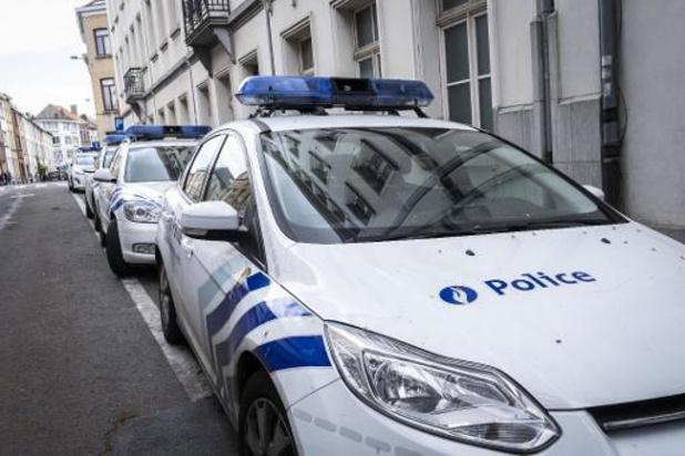 Brusselse agenten melden zich ziek uit protest tegen reorganisatie