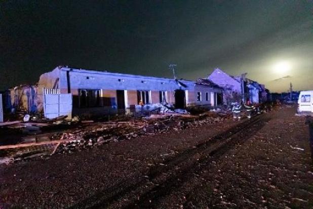 République tchèque: une tornade fait au moins trois morts, des dizaines de blessés