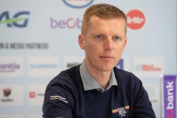 """La fédération belge de cyclisme doit revoir ses plans des JO: """"seule certitude: la date"""""""
