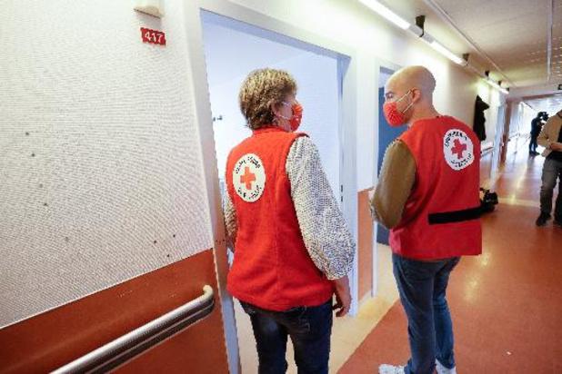 Intempéries: la Croix-Rouge a reçu 40 millions d'euros de dons pour une aide directe aux sinistrés