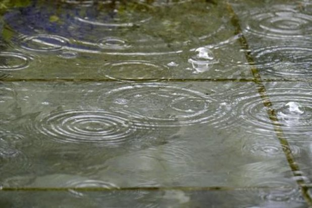 La Belgique se prépare à traverser une semaine pluvieuse