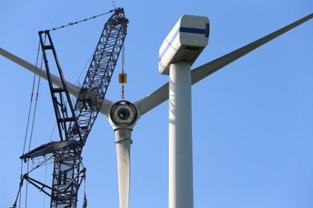 Engie et l'Idea lancent un projet éolien à ancrage local à Soignies et Braine-le-Comte