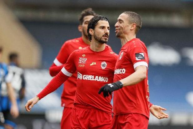 Antwerp neemt Lior Refaelov op in selectie voor opener Champions' Play-offs
