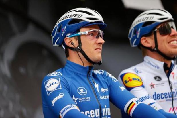 Yves Lampaert prolonge de deux ans son contrat avec Deceuninck-Quick Step