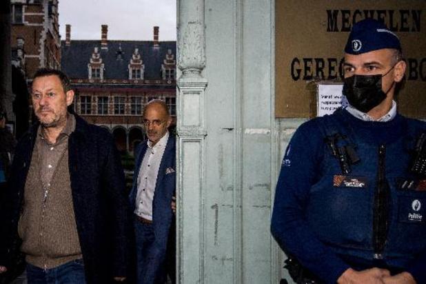 Burgerlijke partijen en procureur willen dat Bart De Pauw fout erkent