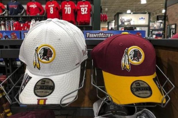 American Football-club Washington Redskins verandert naam en logo