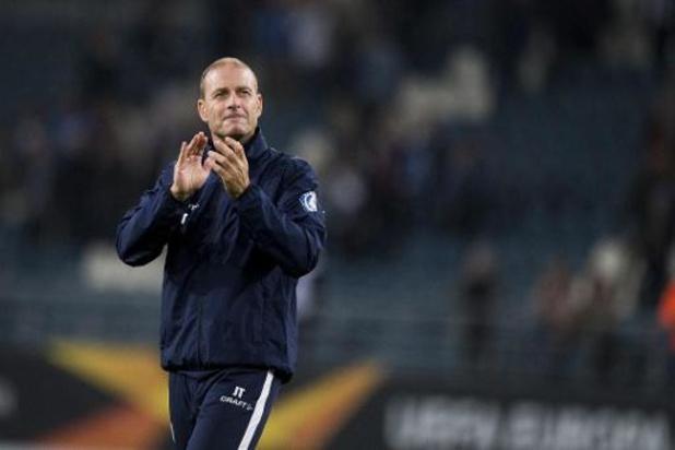 Europa League - Jess Thorup viert draw tegen Wolfsburg als zege