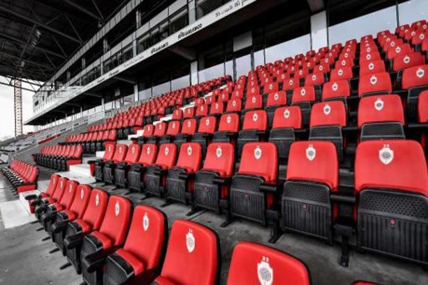 L'incertitude demeure pour la reprise du football professionnel en province d'Anvers