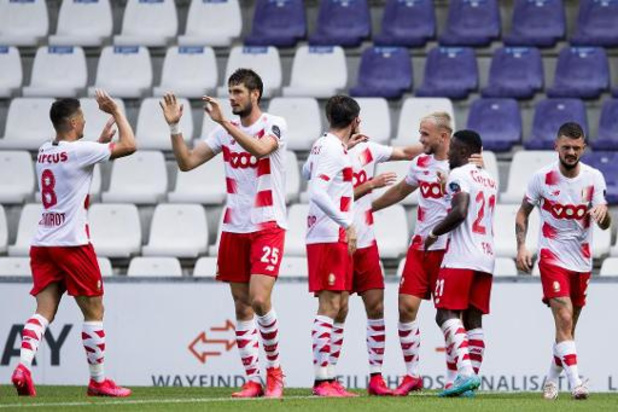 Le Standard provisoirement seul en tête après son succès 0-3 au Beerschot