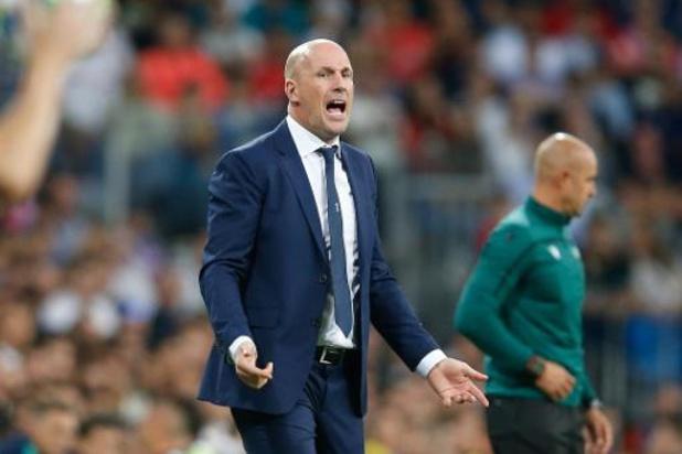 """Champions League - """"Club heeft hier een historische match gespeeld"""", zegt coach Clement na draw tegen Real"""""""