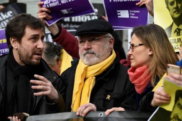 LLuis Puig et Toni Comin comparaîtront devant la chambre du conseil le 15 novembre