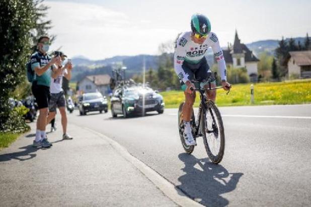 Peter Sagan s'impose au Tour de Romandie et signe une 2e victoire cette saison