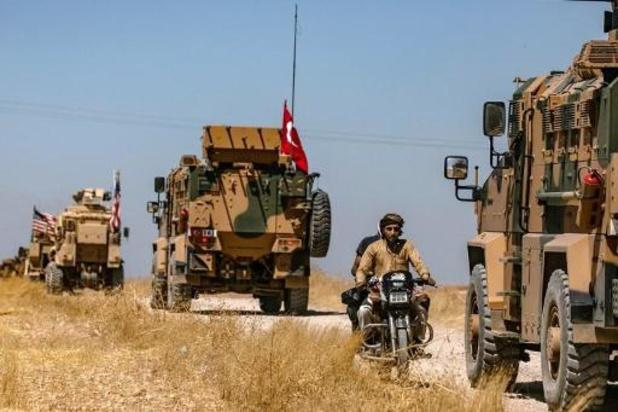 'Amerika trekt zich niet volledig terug uit Syrië'